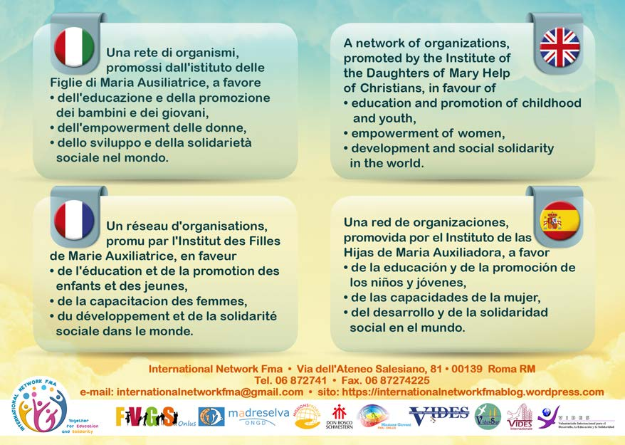 International Network FMA que es