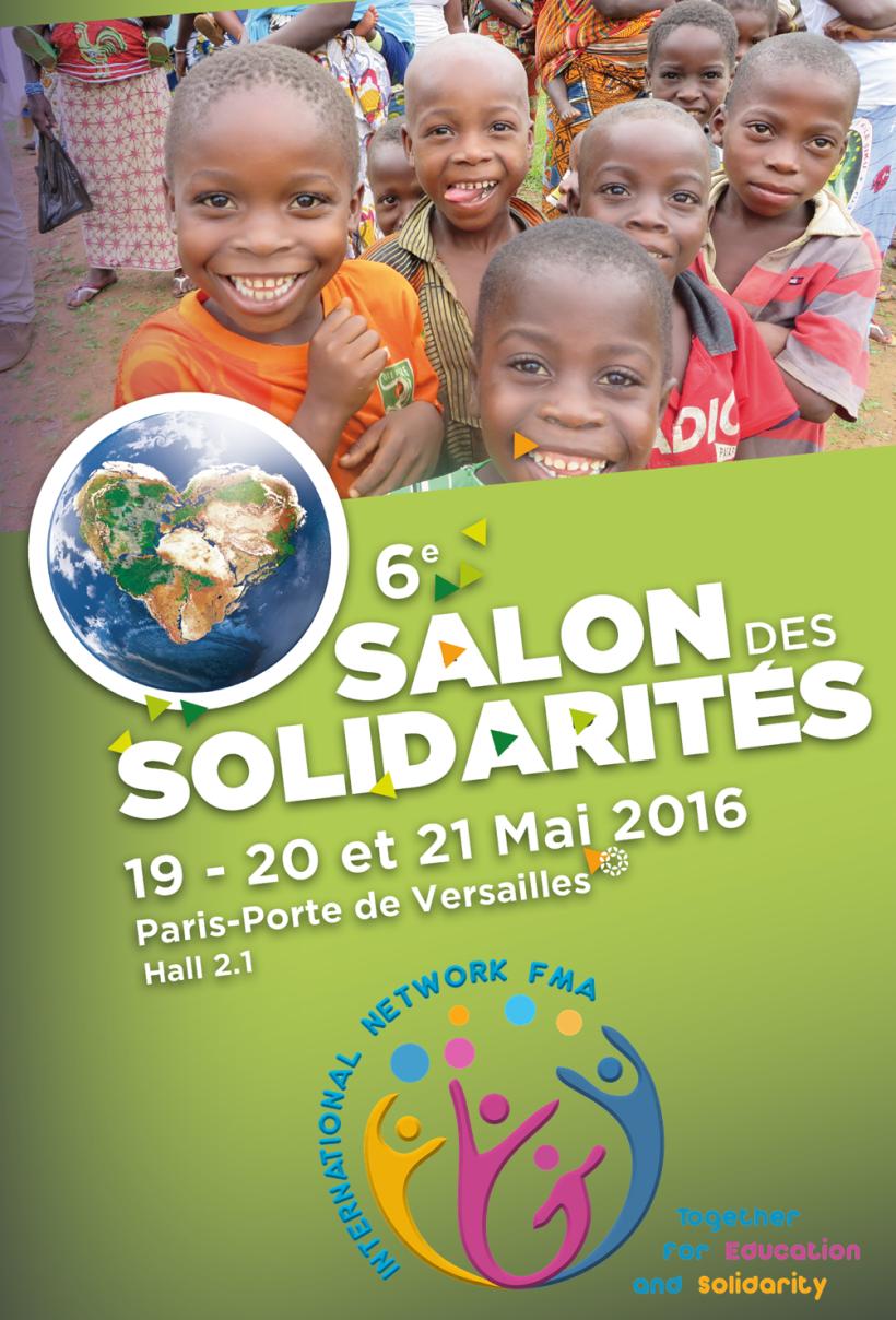 Salon de la Solidaridad de París