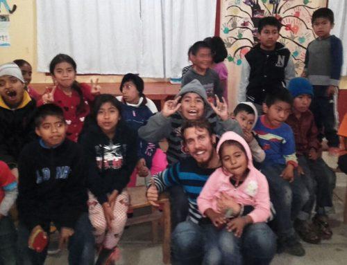 Diarios de un Campo de Trabajo: cuarta semana en Tepantlali