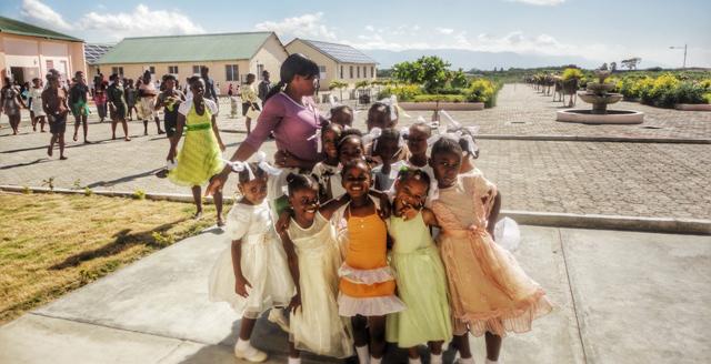 VIDES y Haití: 6 años después del terremoto