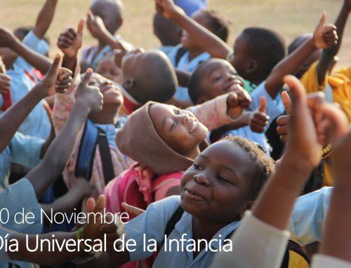 Dia Universal de la Infancia