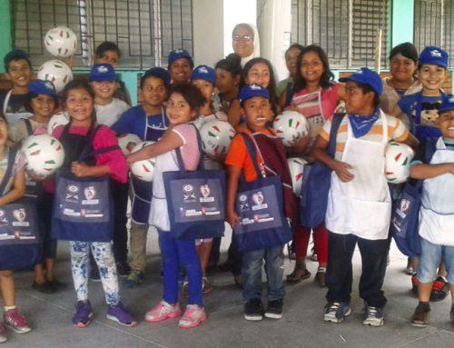 Talleres infantiles para la prevención de la violencia de género en El Salvador