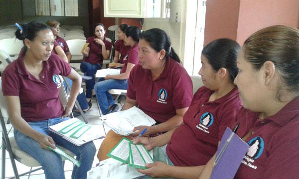 Prevención violencia género en El Salvador