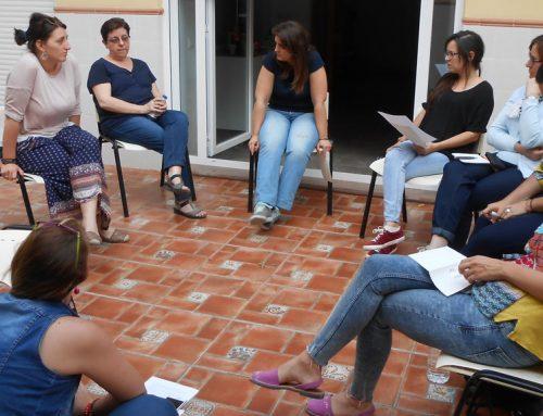 Primer encuentro específico para la preparación de los Campos de Trabajo 2017