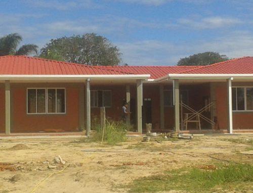 La escuela vinculada a la Casa Maín en Bolivia ya es una realidad