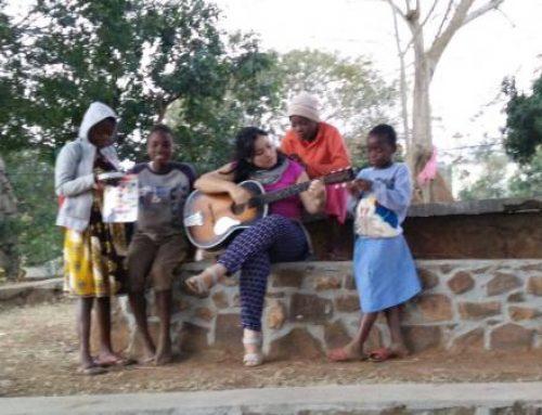 Crece la vida! Primera semana en Namaacha