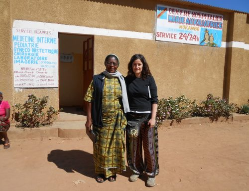 Visitamos los proyectos que estamos llevando a cabo en R.D.Congo