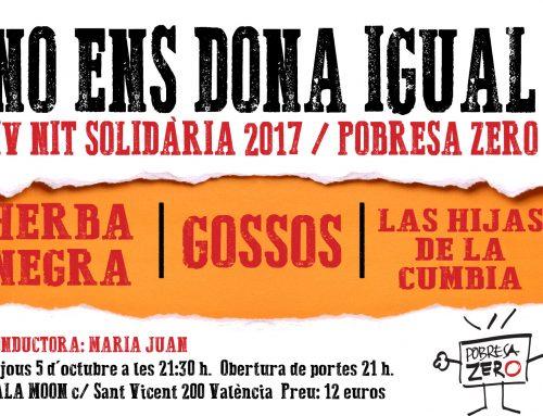 Noche Solidaria en Valencia