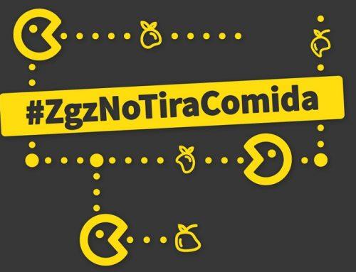 Participamos en#ZgzNoTiraComida