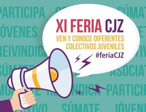 Participamos en la Feria de la Juventud de Zaragoza