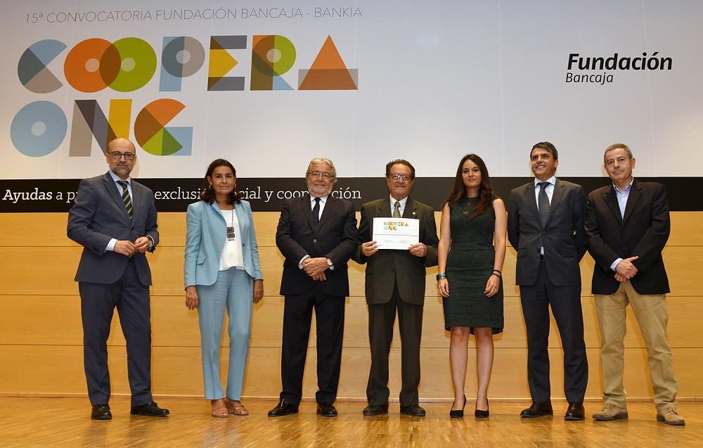 La Fundación Bancaja – Bankia apoya a VIDES un año más