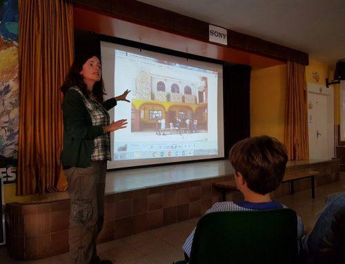 Presentación del proyecto solidario en Barcelona