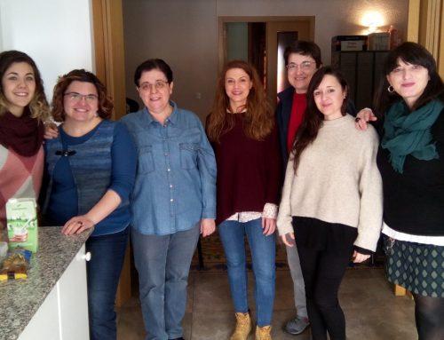 Celebrado el segundo encuentro de formación en Valencia