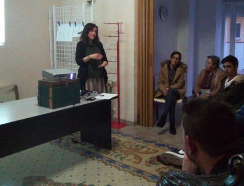 Hacia los ODS: Charla Fomento de la participación ciudadana y voluntariado