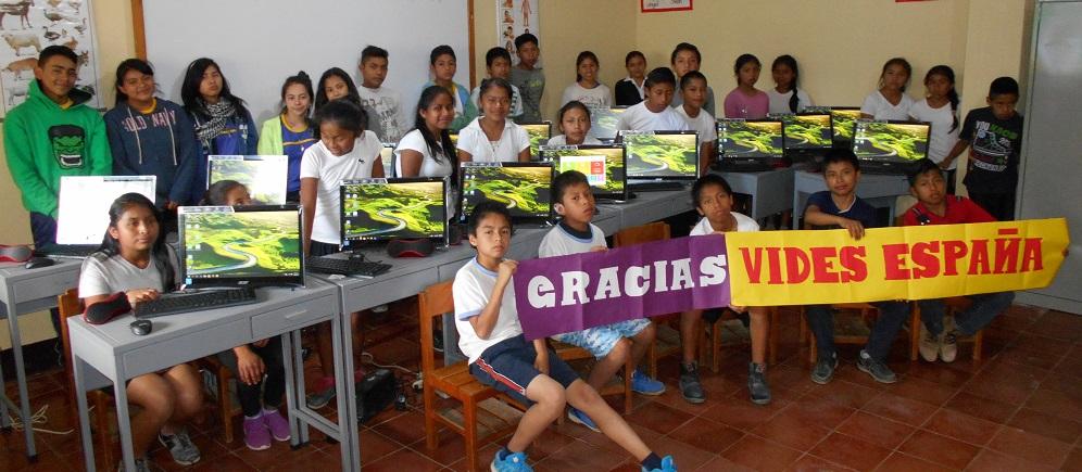 Novedades del proyecto solidario de Guatemala