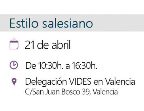 Quinto encuentro del Curso de Formación en Valencia