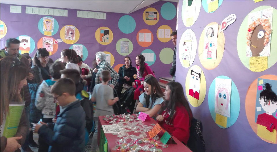 Jornada Solidaria en Zaragoza