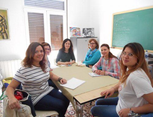 Encuentro específico en la delegación de Valencia: preparación campos de trabajo 2018