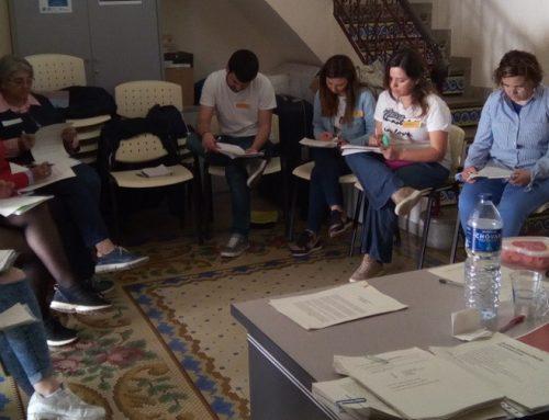 Convivencia en el curso de formación en Valencia