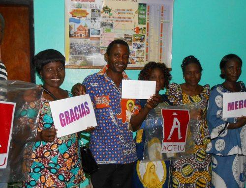 Empresas solidarias: Actiu colabora con la cooperativa agrícola de Kafubu (R.D.Congo)