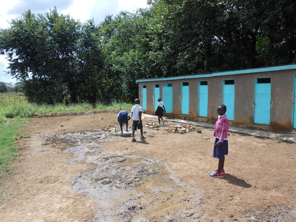 Visitamos el proyecto realizado en Shibukeni (R.D.Congo)