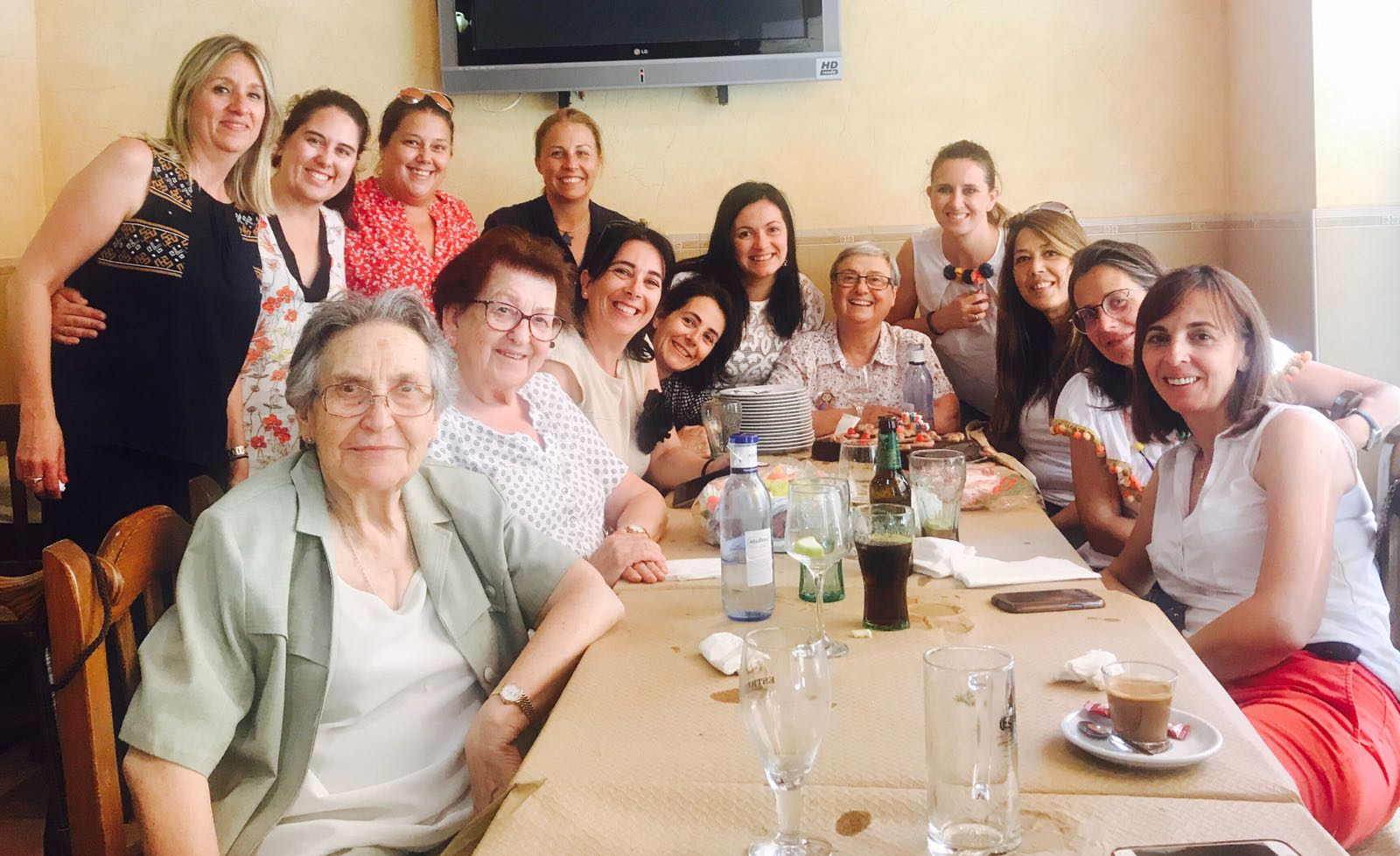 Desde VIDES, gracias al grupo The Mamas & The Papas de Alicante