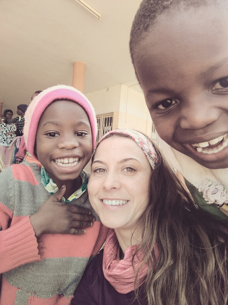 Diarios de un Campo de Trabajo: Ser, estar y sentir Mozambique