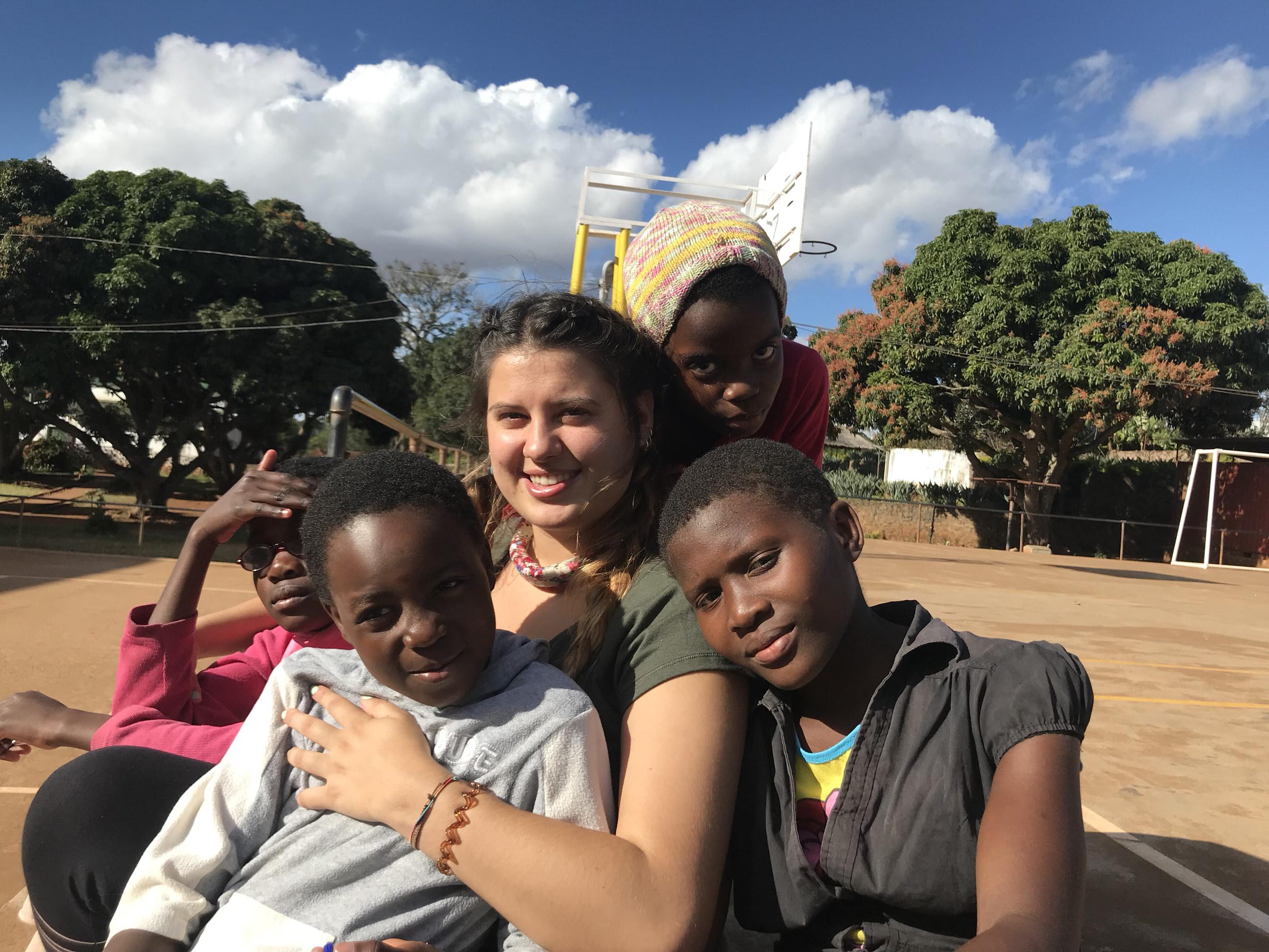Un mes y medio en Namaacha