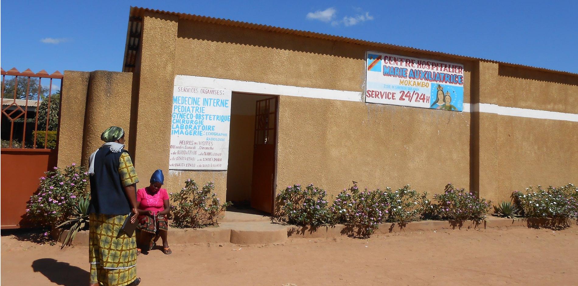 Finalizado el Centro Nutricional de Mokambo (R.D.Congo)