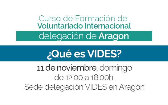 Comienza el Curso de Formación 18/19 en Aragón