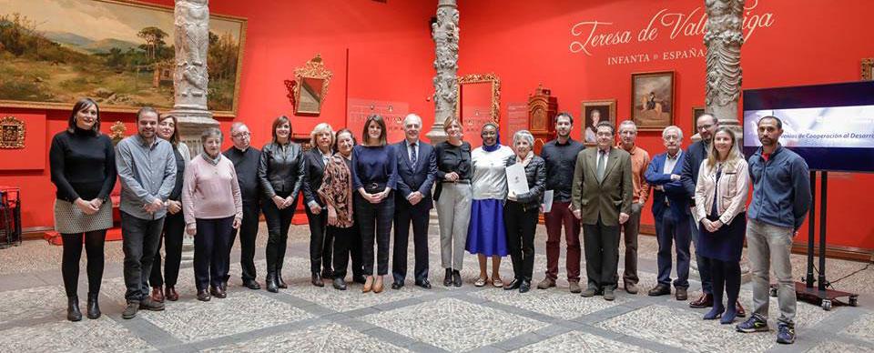 Fundación Bancaria iberCaja y Fundación CAI colaboran con VIDES un año más