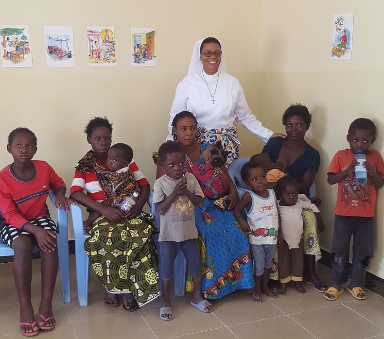 Visita a R.D.Congo de la directora de VIDES Internacional