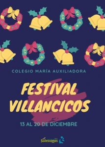 cartel villancicos