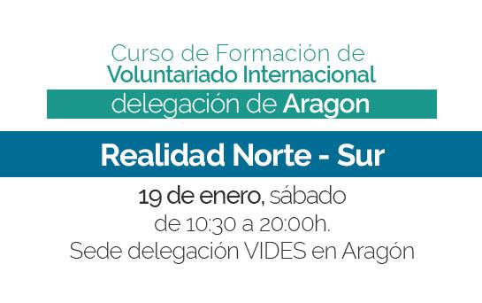 Segunda sesión del Curso de Formación 2018-2019 en Aragón