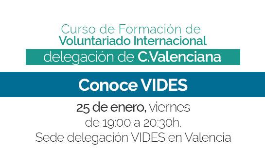 Comienza el curso de formación en Valencia