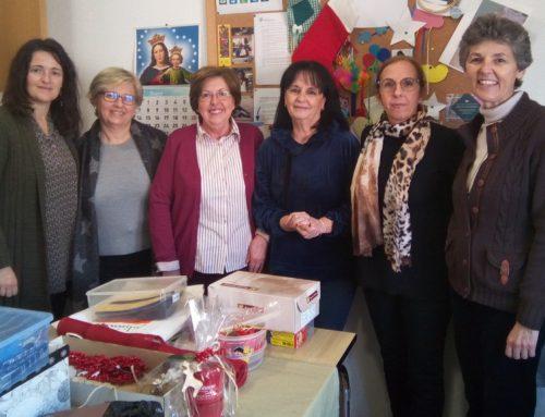 Visita de la Inspectora de las Salesianas en España