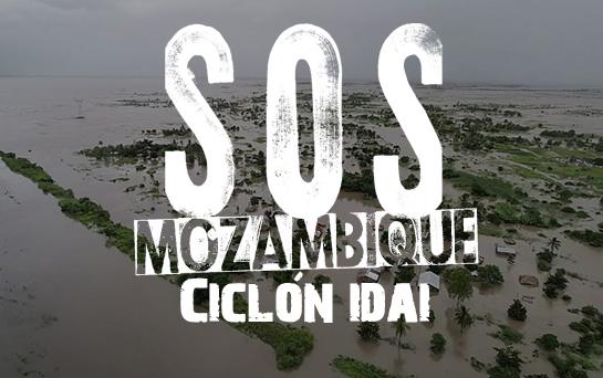 S.O.S. Mozambique – Ciclón Idai