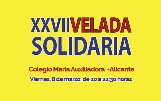 Velada solidaria en Alicante a favor de VIDES