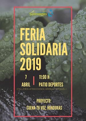 FERIA SOLIDARIA2019