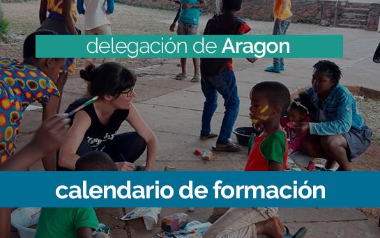 Curso de Formación 2019/2020 en la delegación de Aragón