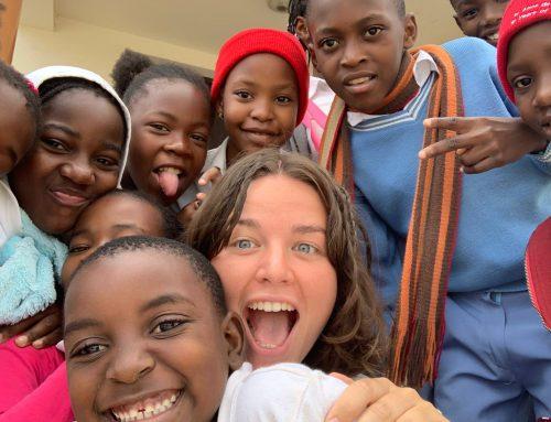 Fotos del campo de trabajo de Infulene (Mozambique)