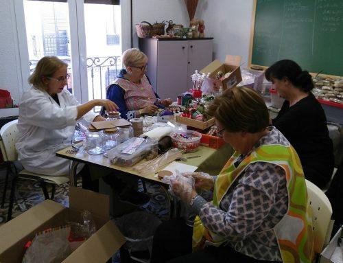 Taller Solidario: preparando la Navidad