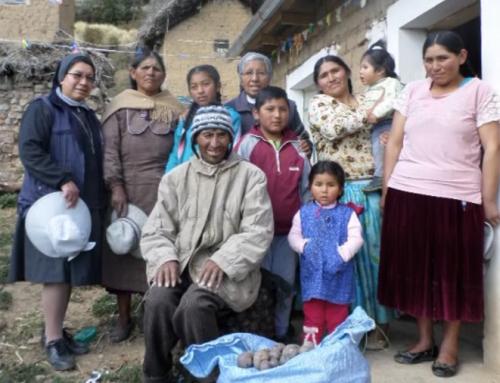 Conoce el CEA Mª Auxiliadora en Carabuco (Bolivia)
