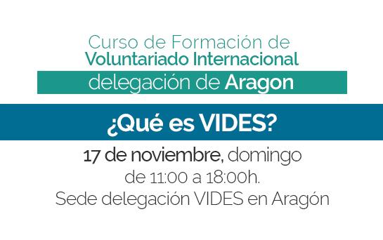 Comienza el Curso de Formación 19/20 en Aragón