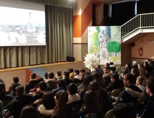 Presentamos la Campaña 2019 – 2020 en el colegio Mª Auxiliadora de Zaragoza