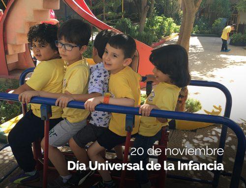 Día Universal de la Infancia