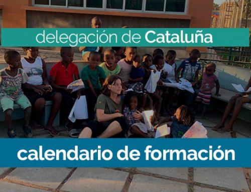 Curso de Formación 2019/2020 en la delegación de Cataluña