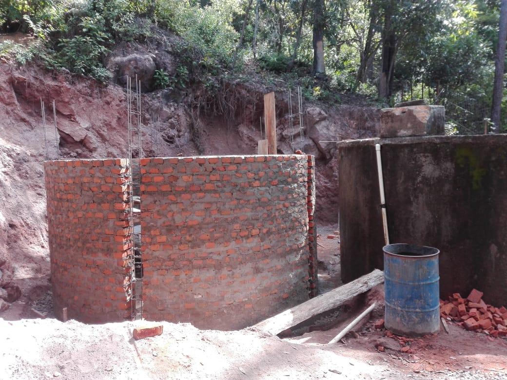 Avanza el proyecto de Ojojona (Honduras)
