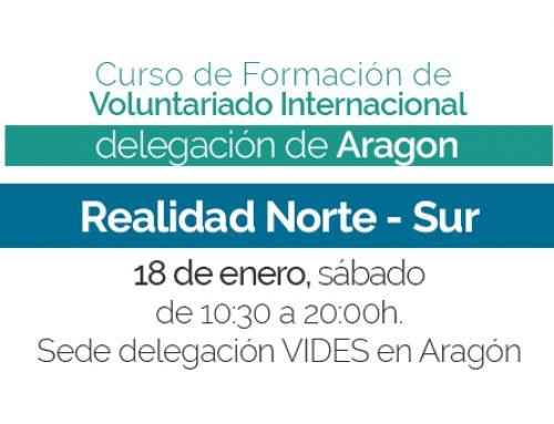 Segunda sesión del curso de formación en Aragón