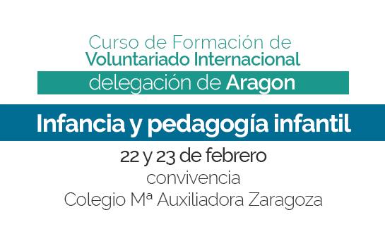 Tercera sesión del curso de formación en Aragón